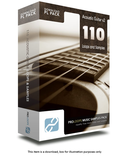 Acoustic Guitar Loops Song Builder v2