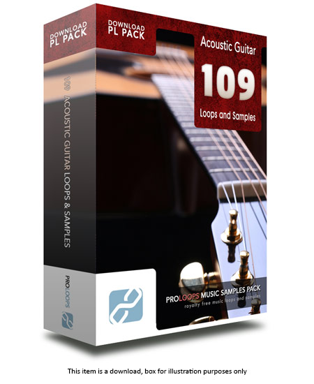 Acoustic Guitar Loops Song Builder v1