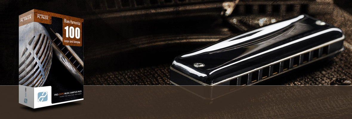 Blues Harmonica Samples
