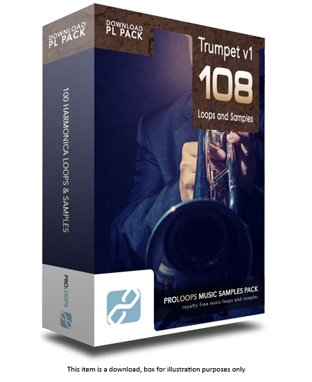 Trumpet Samples and Loops v1
